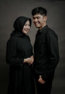 Putri Cahyaning Pertiwi, SP & Muhamad Azrul Fahmi, SP